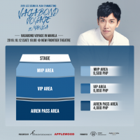 2019 LEE SEUNG GI ASIA FAN MEETING VAGABOND VOYAGE IN MANILA