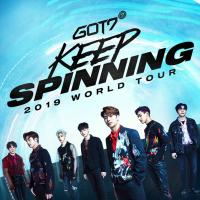 GOT7 2019 WORLD TOUR 'KEEP SPINNING' IN MANILA