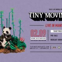 TINY MOVING PARTS LIVE IN MANILA 2020