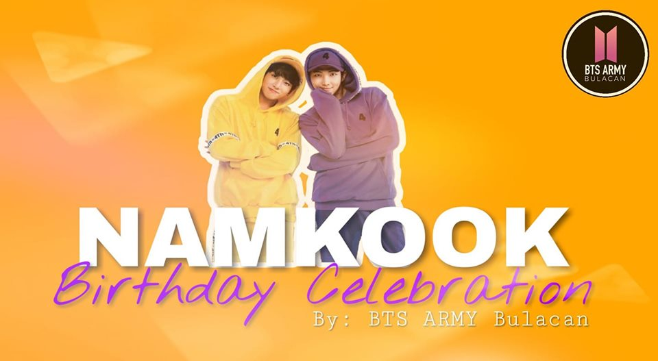 NAMKOOK Birthday Celebration