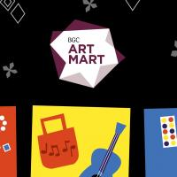 BGC Art Mart - community art bazaar