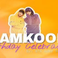 NAMKOOK Birthday Celebration