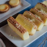MY FAVORITE JAPANESE INSPIRED CHEESE DESSERTS