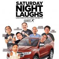 SATURDAY NIGHT LAUGHS AT 19 EAST