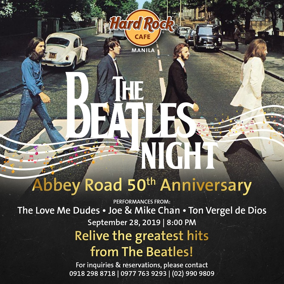 The Beatles Night: Abbey Road 50th Anniversary