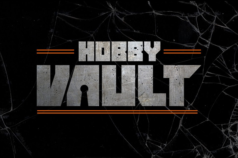 HOBBY VAULT GOES TO BATCON