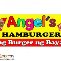 PISO isang Burger sa Angels Burger! Buy 1 Take 50