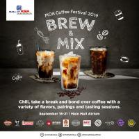 SM Mall of Asia 2019 Coffee Festival