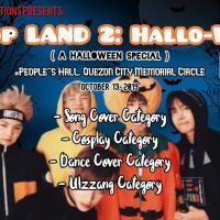 KPOP LAND 2: HALLO-WIN!
