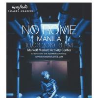 NO ROME IN MANILA