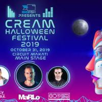 Bigfish CREAM Halloween Festival