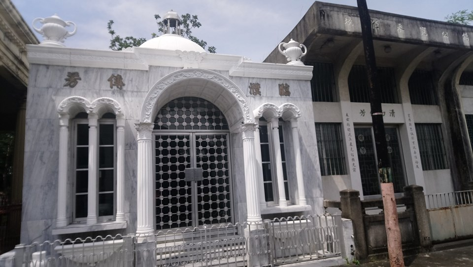 SPECIAL GUIDED TOUR OF MANILA CHINESE AND LA LOMA CEMETERY