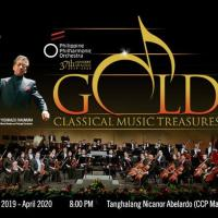 Philippine Philharmonic Orchestra's 37th Concert Season