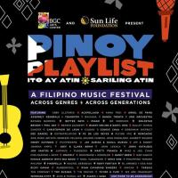 Pinoy Playlist: A Filipino Music Festival