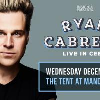 RYAN CABRERA LIVE IN CEBU