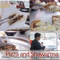 PIZZA AND SHAWARMA MAKING SEMINAR SET