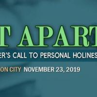 Set Apart: A Believer's Call to Personal Holiness