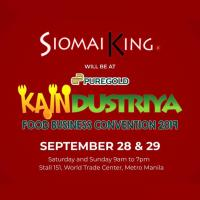 SIOMAI KING at PUREGOLD KAINDUSTRIYA 2019