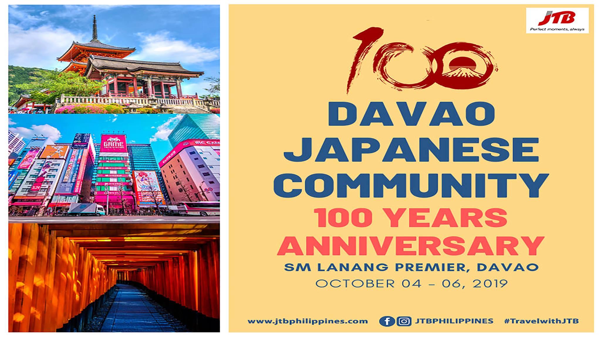 Davao Japanese Community 100 Years Anniversary