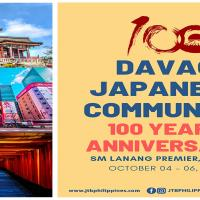 Davao Japanese Community 100 Years Anniversary