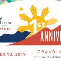 Young Living Philippines 1st Anniversary