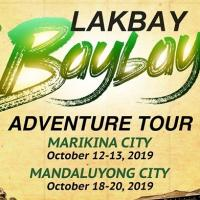 Taga-alog 2019 Brings Back Lakbay Baybay Adventure Tour in Mandaluyong City and Marikina City