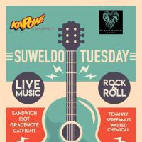SUWELDO TUESDAY AT SAGUIJO CAFE + BAR EVENTS