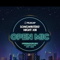 SONGWRITERS NIGHT XIII AT UPPERHOUSE