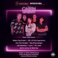 TEVANNY, MODERN DAY DREAM, J.O.E., ONE CLICK STRAIGHT, NEY DIMACULANGAN, JOKO REANTASO, LAURA, MT. LEWIS, DJ BELLA RAS AT HISTORIA BOUTIQUE BAR AND RESTAURANT
