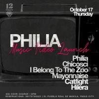 PHILIA MUSIC VIDEO LAUNCH AT 12 MONKEYS MUSIC HALL & PUB