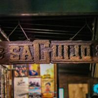 SAGUIJO PRESENTS AT SAGUIJO CAFE + BAR EVENTS