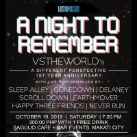 A NIGHT TO REMEMBER AT SAGUIJO CAFE + BAR EVENTS