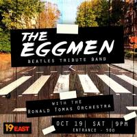 BEATLES TRIBUTE FEAT. THE EGGMEN AT 19 EAST
