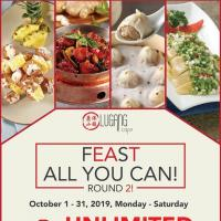 FEAST ALL YOU CAN 2019