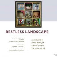 RESTLESS LANDSCAPE