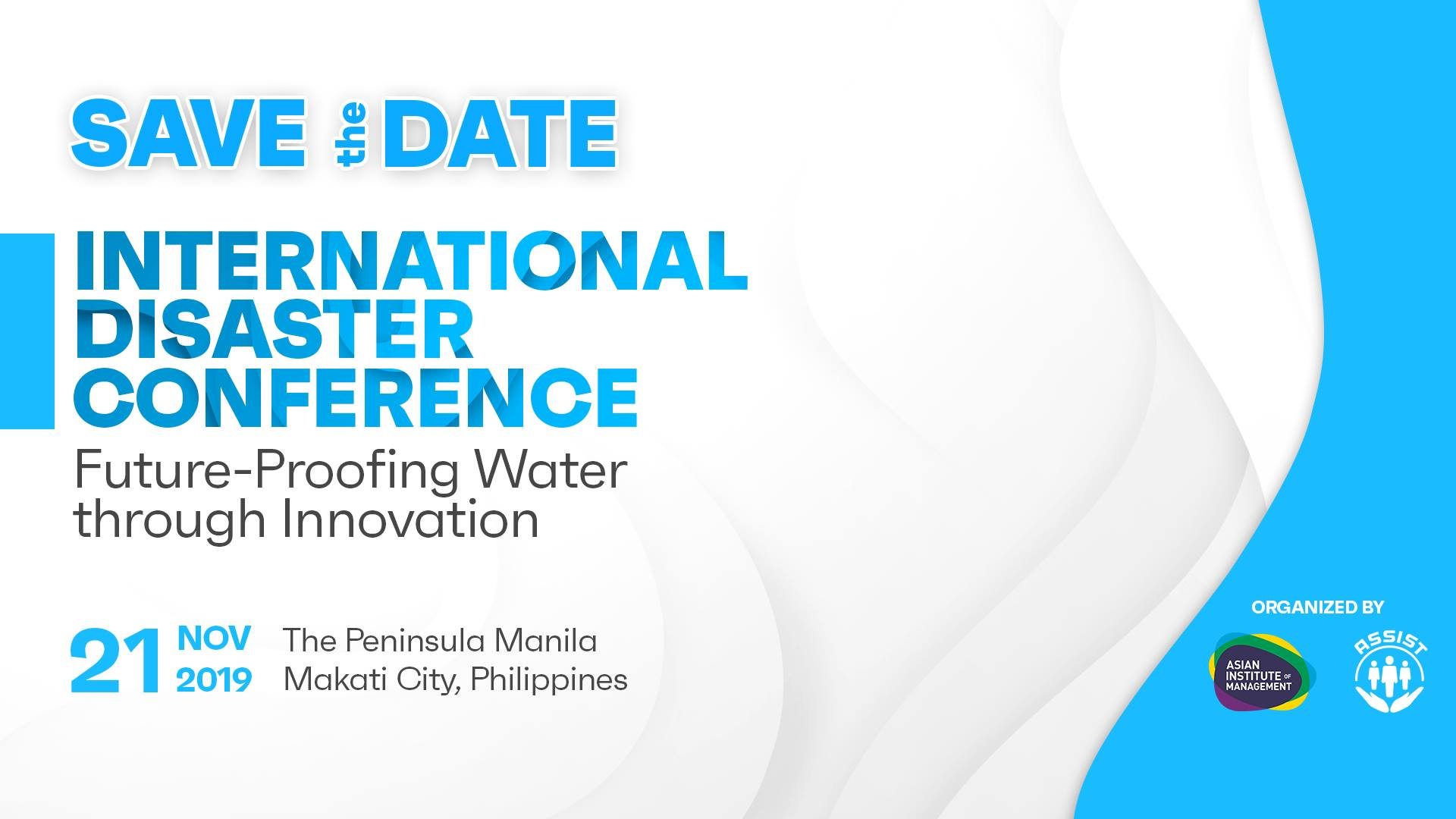 International Disaster Conference (IDC)