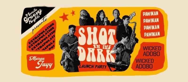 SHOT IN THE DARK LAUNCH PARTY AT SAGUIJO CAFE + BAR EVENTS
