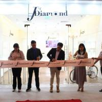 J's Diamond Launches Its New Flagship Store in Ayala Malls Manila Bay