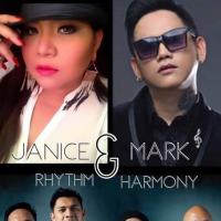 JANICE JAVIER, MARK MICHAEL GARCIA AT HISTORIA BOUTIQUE BAR AND RESTAURANT