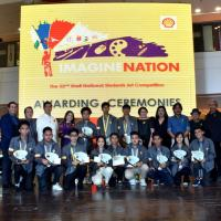 Pilipinas Shell Hails Talented Student-Artist Winners of 52nd National Students Arts Competition
