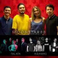 MOONSTAR88 X TALATA X AGAMAS AT THE 70'S BISTRO