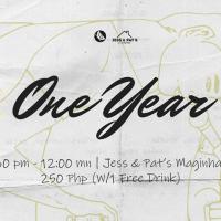 ONE YEAR: PADAPO PRODUCTION ANNIVERSARY SERIES AT JESS & PAT'S