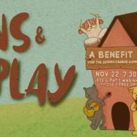 PAWS & PLAY: A BENEFIT GIG AT JESS & PAT'S