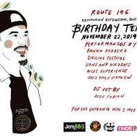 BIRTHDAY TEPAR AT ROUTE 196