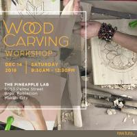WOOD CARVING SESSIONS WITH RAW.TURA