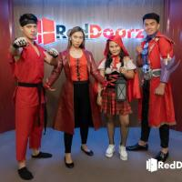 Early holiday surprises for RedDoorz guests to enjoy family-friends bonding