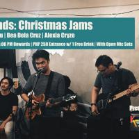KE & FRIENDS: CHRISTMAS JAMS AT JESS & PAT'S