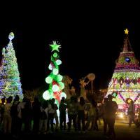 Las Casas Filipinas de Acuzar promotes 'Greener Bataan' this Christmas