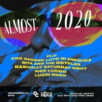 ALMOST 2020 AT SAGUIJO CAFE + BAR EVENTS