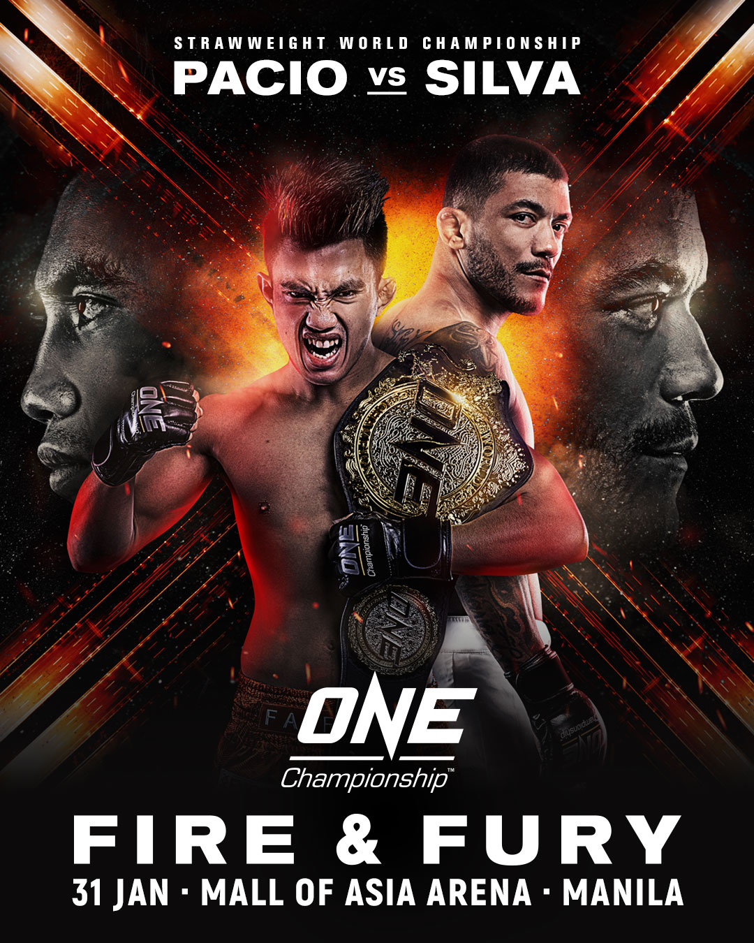 One Championship Fire & Fury